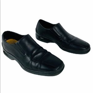 COLE HAAN Mens Black Leather Slip-one Size 8